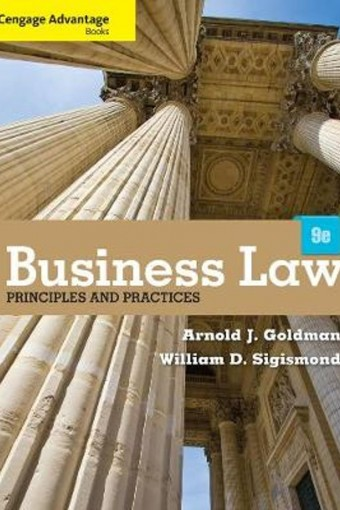Business Law: Principles and Practices (Cengage Advantage Books) (Copy)